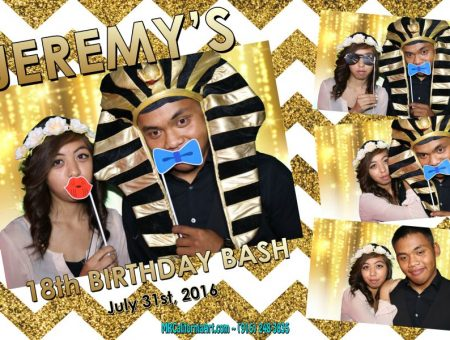 Protected: Jeremy's 18th Birthday Photo Booth
