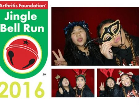 Jingle Bell Run Sacramento Photo Booth 2016_12_10