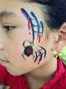 Face Painting 002